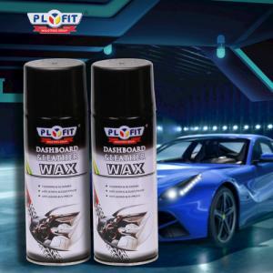 Best Cockpit Spray Leather Polish 400ml Dashboard Wax Spray For Automotive wholesale