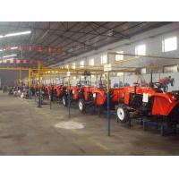 tractor producton line