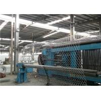Best Hot Dip Galvanized Gabion Wire Mesh Cages Rock Retaining Wall , Stone Cage Wire Mesh wholesale