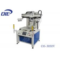 Best One Color Electric Digital Flatbed Printing Machinery For Plastic Panel wholesale