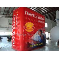 Best Waterproof Filled helium cube balloon with UV protected printing for Entertainment events wholesale