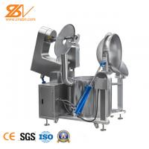 Best Hydraulic System Industrial Popcorn Making Machine Rapid Heating wholesale