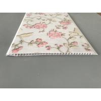 Cheap Flower Design Decorative PVC Panels Water Resistant Decorative For Bedroom for sale