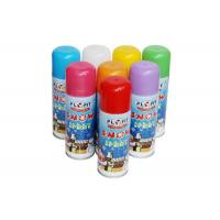 Best Children's Party Tinplate Can TUV 250ml Artificial Snow Spray wholesale