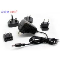 Best 5V 2A  Interchangeable Power Supply Wall Mount Type Low Ripple Noise wholesale