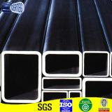 Best Black Hot Dipped Rectangle Steel Pipe wholesale