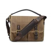 "Best Waterproof Canvas Messenger Bag , Canvas Briefcase Messenger Bag 12.2"" X 11"" X 5.1"" Cm wholesale"