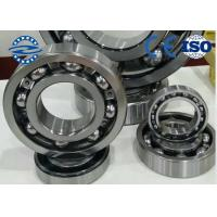 Best Low Friction Ball Bearings 6009 , High Speed Ball Bearings For Motorcycle wholesale