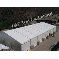 Best A Frame Waterproof Canopy Tent OEM / ODM For Storing And Warehouse wholesale