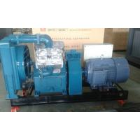 Best Large silent cast iron piston type air compressor for mining VF 9/7  9m³  7 bar  95HP wholesale