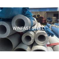 Best Hot Rolled Seamless Stainless Steel Pipe ASTM A213 Grade 202 SS Pipe wholesale
