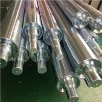 Transmission High Speed Conveyor Rollers Carbon Steel For Precise Assembly