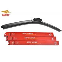 Best TPE spoiler Car Window Wiper Blades Cleaning Rain Aftermarket Boneless Wiper Blade wholesale