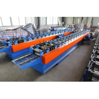 Best PLC Control 15 M Per Min Door Frame Roll Forming Machine wholesale