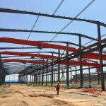 Best Low Cost Prefab Steel Structure Industrial Workshop Design wholesale