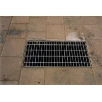 Best Heavy Duty Floor Drain Grate Covers , Stainless Steel Galvanised Drain Cover wholesale