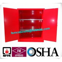 Best Industrial Combustible Storage Cabinets For Paint / Chemical Liquid wholesale