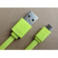 Best 1M Sync Universal HTC Micro USB Cable Length For SAMSUNG / Blackberry wholesale