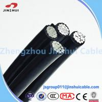 Best Quadruplex Wire Service Drop Cable XLPE Insulated ACSR Conductor wholesale