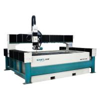Best 420mpa 220v cnc 5 axis 3000*2000 MM cnc water jet marble granite mosaic cutting machine price china with CE wholesale