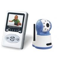 Best 2.4GHz Digital Baby Monitor 2.4 TFT LCD (NEI-RC823+CM386) wholesale