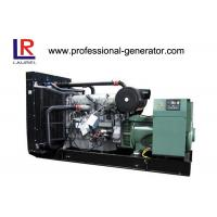 China Forced Water Cooling Cycle 240kw 300kVA Open Diesel Generator with Brushless Self - exciting on sale