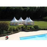 Best German High Peak Party Canopy Tent , 5x5M Small Tents For Outside Events wholesale