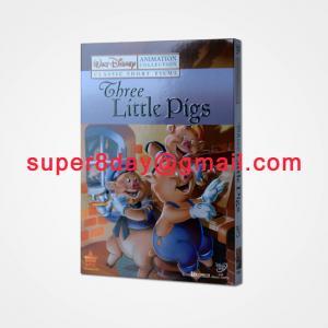 China Disney Animation Collection 2: Three Little Pigs Disney DVD Cartoon DVD Movies DVD on sale