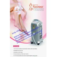 Alma lasers 808nm hair removal laser diode light sheer laser hair removal