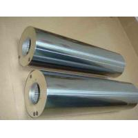 Best Large - Scale Printing Equipment Industrial Steel Rollers , Paper Emboss Roller wholesale