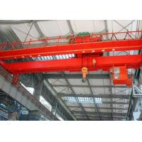 Anti Corrosion Double Beam Advanced Overhead Crane Explosion Proof Performance