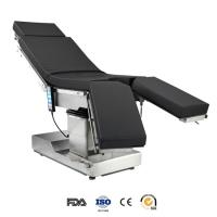 Best Medical Stainless Steel Electric Operating Table With Gas Spring Control Leg Plate wholesale