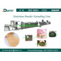 China Twin Screw Food Extruder Machine , Modified Starch Production Line on sale