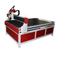 Cheap Economic 1218 Acrylic Wood MDF Engraving Cutting Machine with 1200*1800mm for sale
