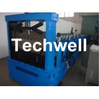 Best Hydraulic Cutting Steel C Shaped Purlin Roll Forming Machine For GI, Carbon Steel Material wholesale