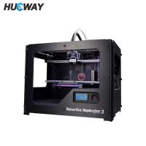 Best Dual Extruder Large makerbot desktop 3d printer Machine Compatibility Ubuntu Linux wholesale