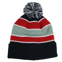 Best 100% Merino Wool Knit Beanie Hats Customde Logo Plain Beanie Winter Cap wholesale