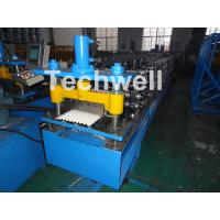 Best Corrugated Profile Roof Roll Forming Machine For Making The Corrugated Sheets wholesale