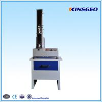Best Single Pole Pull Testing Machine Computer Control for Testing Rubber wholesale