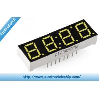 China common anode 10mm Character LCD Display 4-Digit 7-Segment Display on sale