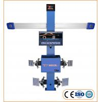 Best High Efficiency 4 Wheel Alignment Machine 2 Cameras 3D With 11''-24'' Wheel Rim wholesale