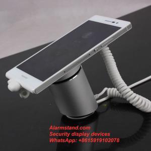Best COMER type c celllphone Alarm Magnetic desktop Mounted Secure Retail Display Holder wholesale