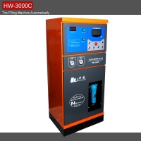 Best LCD Screen 220 CMS Nitrogen Gas Machine For Car Tyres Fully Automatically wholesale