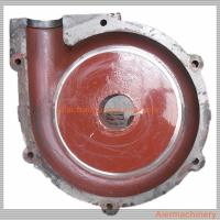 Best High Chrome Mining Slurry Pump Spare Parts  wholesale