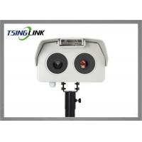Best Accurate 1080P CCTV Surveillance Cameras Real Time Temperature Measuring wholesale