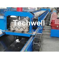 Best 3 Wave Highway Guardrail Roll Forming Machine for Making Steel Curvinging wholesale