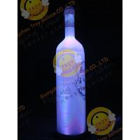 Cheap Customized Oxford Inflatable Bottle Reusable LED Light For Special Events for sale