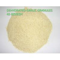 Buy cheap Dehydrated garlic minced 40-80 mesh, natural orgnic garlic products ,2017 new crop from wholesalers