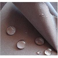 Best 1000d polyester water-resistant oxford fabric wholesale