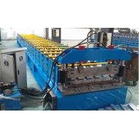 Best IBR 686 Roof Profile Roll Forming Machine 0.3mm - 0.8mm Thickness wholesale
